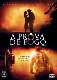 Capa do filme À prova de fogo