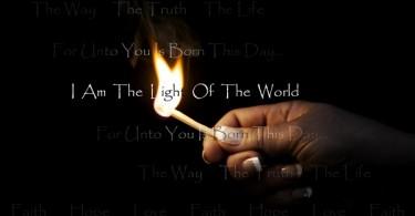 Luz do mundo e sal da Terra