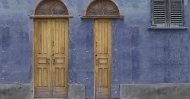 Santidade na porta estreita