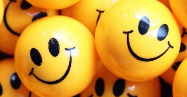Bolinhas de felicidade