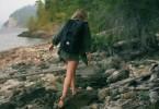 Caminhar nas pedras