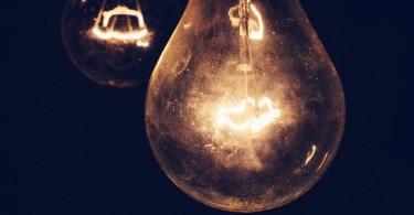 Luzes acesas
