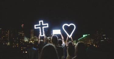 Cruz e coração