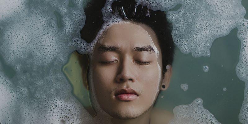 Banho na água