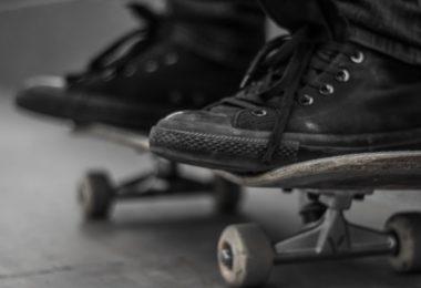 Skate - Versículos para jovens