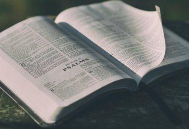 Versículos sobre comunhão com Deus