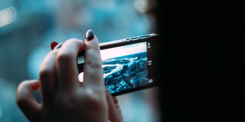 Coisas que você não deveria fazer na igreja - Tirar fotos