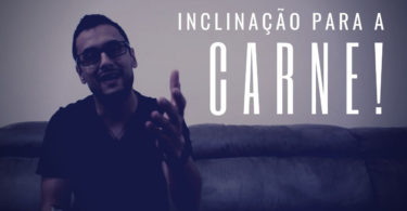 "Thumb do vídeo ""Inclinação para a carne"" para o canal no Youtube do JC na Veia"