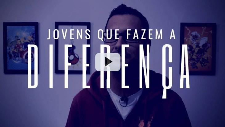 Thumb do vídeo Jovens que fazem a diferença